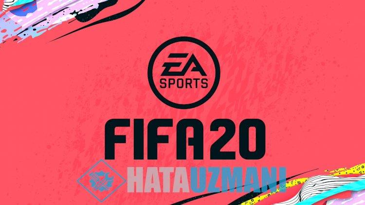 FIFA 20 Hataları ve Çözümleri