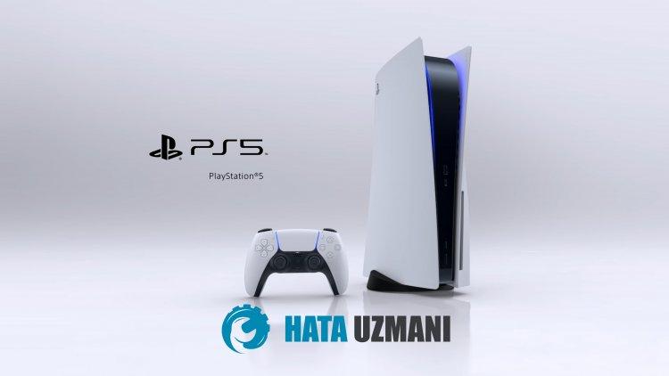 PS5 Hata Kodları ve Çözümleri