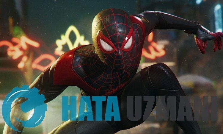 Marvel's Spider-Man: Miles Morales Hata Çözümleri