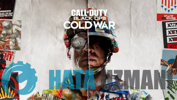 Call of Duty: Black Ops Cold War Hata Kodu 3107840166 Çözümü