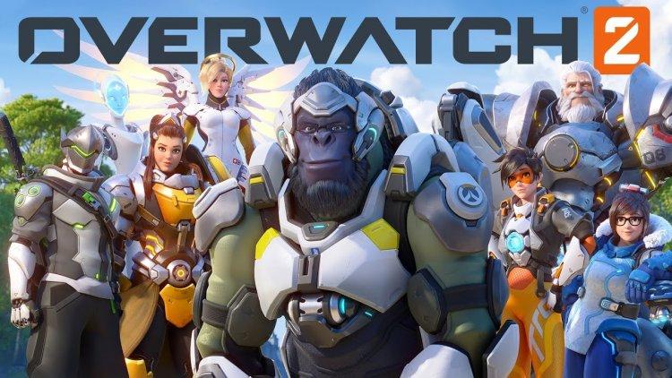 Overwatch 2 Sistem Gereksinimi